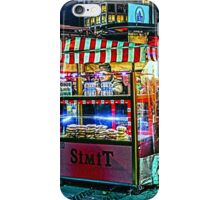 Late night snack wagon in Istanbul, by Tim Constable iPhone Case/Skin