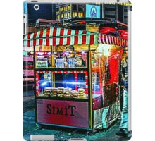 Late night snack wagon in Istanbul, by Tim Constable iPad Case/Skin