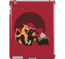 Pokemon Trainer Altogether (Pokemon) - Sunset Shores iPad Case/Skin