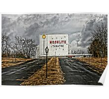 Moonlite Drive-In Poster