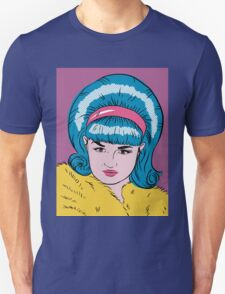 Miss Lacey Noel Design No. 1! (Bouffant) Unisex T-Shirt