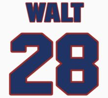 National baseball player Walt Moryn jersey 28 by imsport