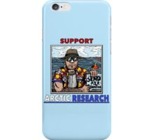 Support Arctic Research: Send Air Conditioners! iPhone Case/Skin