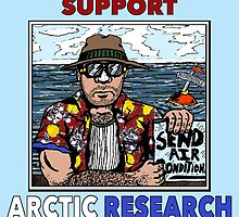 Support Arctic Research: Send Air Conditioners! by torg