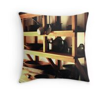 Anne of Green Gabels Kitchen Pantry Throw Pillow