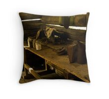 ~ Getting Time to Plant Seed ~ Throw Pillow