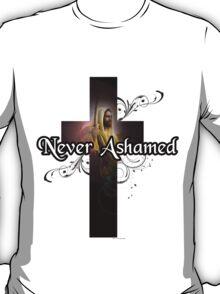 Never Ashamed T Shirt T-Shirt