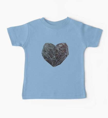 Heart Graphic 4 Baby Tee