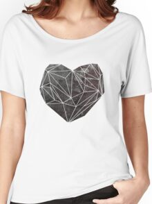 Heart Graphic 4 Women's Relaxed Fit T-Shirt