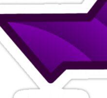 MizNygma Logo Sticker