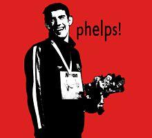 Michael Phelps Mens V-Neck T-Shirt