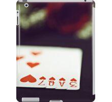 Love Trick iPad Case/Skin