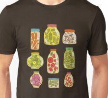 Autumn pickled vegetables Unisex T-Shirt