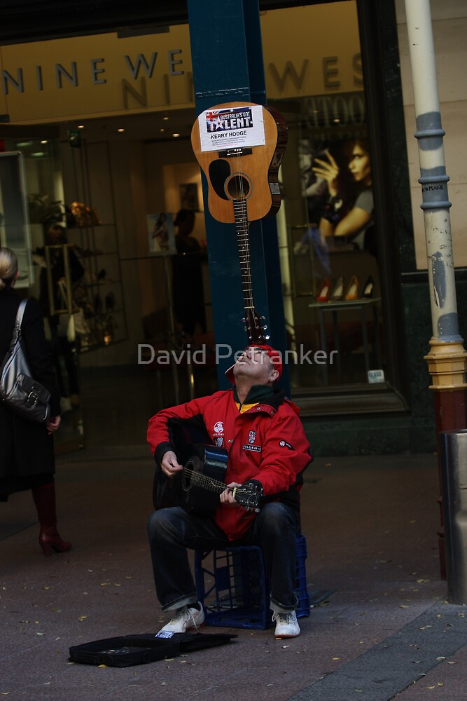 Kerry Hodge this is his story by David Petranker