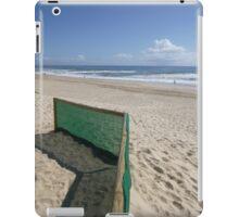Beach Fence iPad Case/Skin