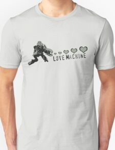 Sangheili Officer Love Machine Unisex T-Shirt