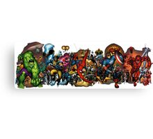 Marvel Avengers Assamble Canvas Print