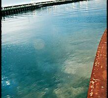 The Pier by Melanie  Dooley