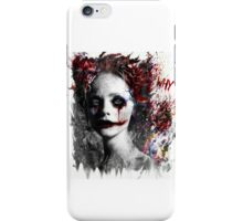 Harley Quinns valentines day iPhone Case/Skin