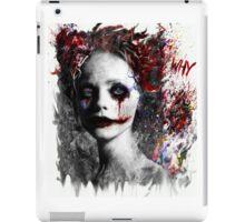 Harley Quinns valentines day iPad Case/Skin
