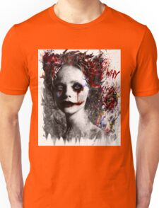 Harley Quinns valentines day Unisex T-Shirt