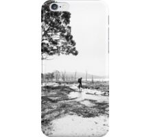 Bushwalking @ Lake King William iPhone Case/Skin