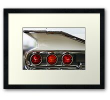 Under My Wing Framed Print
