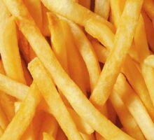 French Fried Potatoes Sticker