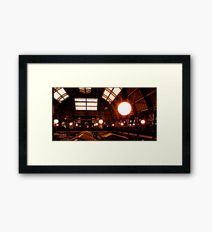 The Guildhall Framed Print
