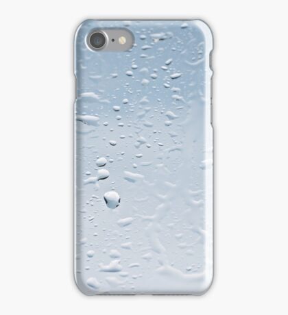 Drops on the Glass iPhone Case/Skin