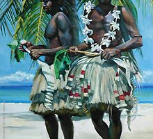 Island Chieftains by laillustrator