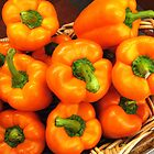 Pile of Peppers by jansnow