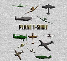 Plane T-Shirt Unisex T-Shirt