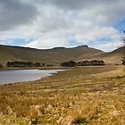 Penyfan, Brecon Beacons. by Andrew Jeffries