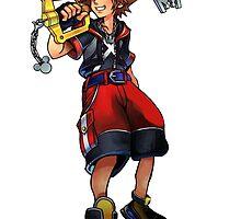 Sora Re-Finish by Sorage55