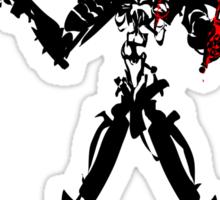 The Jack of Spades Sticker