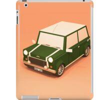 Mini Cooper iPad Case/Skin