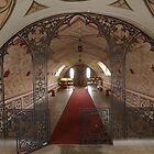 Italian Chapel - Priest's View by kalaryder