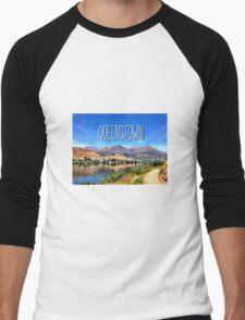 Queenstown Summer Men's Baseball ¾ T-Shirt