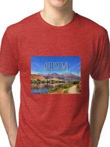 Queenstown Summer Tri-blend T-Shirt