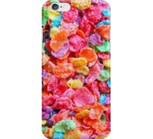 Fruity Cereal iPhone Case/Skin