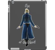 Eye of the Hawk iPad Case/Skin