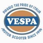 VESPA SPECIAL by madeofthoughts