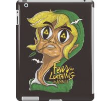 Fear & Loathing in Hyrule iPad Case/Skin