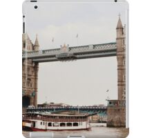 London's Number One Bridge iPad Case/Skin