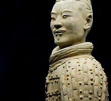 Terracotta Soldier by clayjars