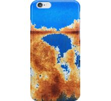Rust Abstract iPhone Case/Skin
