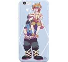 Carrying his Hobbit iPhone Case/Skin