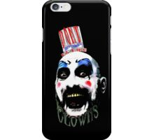 Don't ya' like clowns? iPhone Case/Skin