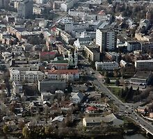 Vinnitsa View From The Airplane 1 by fine